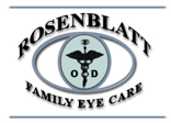 Rosenblatt Family Eye Care Logo